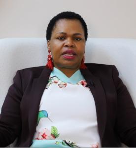 Dr Evelyn Moshokoa